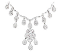 rent bridal jewelry necklace oaspx